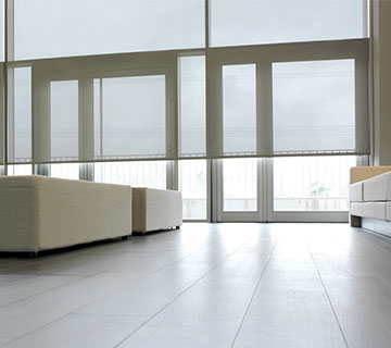 Che differenza c'è tra caduta telo standard o interno stanza?