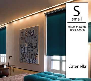 Tenda a rullo Magicroll OSCURANTE - Small a catenella