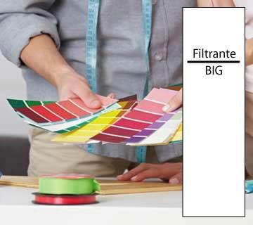 Campione tessuto FILTRANTE BIG