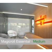 Tenda MAGICROLL Essential su misura con tessuto filtrante light  taglia M