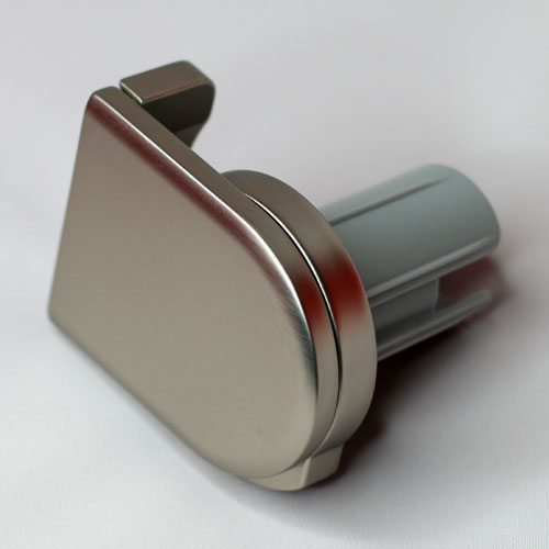 finitura metallo acciaio